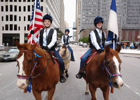 Girl Scouts of San Jacinto Council_Houstin Parade